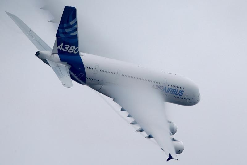 Airbus : COR-Les Etats-Unis autorisent la vente d'Airbus à l'Iran