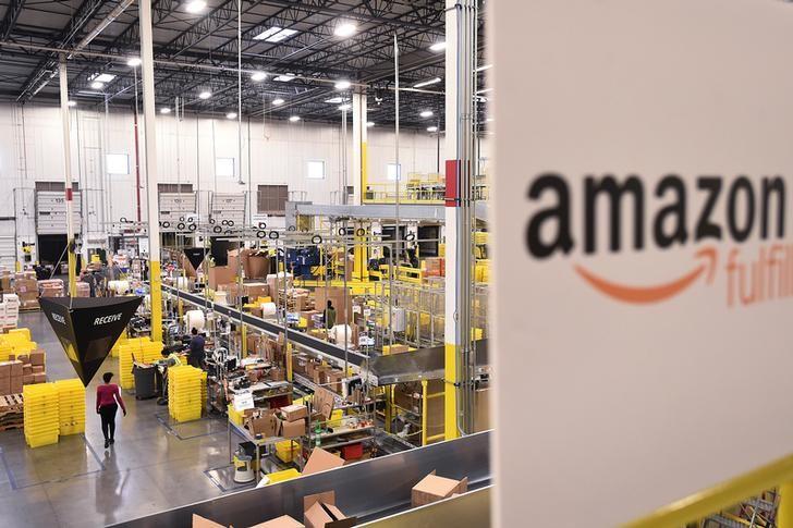 Amazon : plus de 100.000 emplois à créer aux Etats-Unis