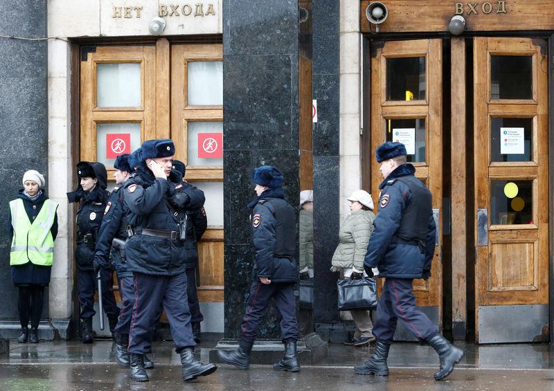 Un kamikaze kirghize à l'origine de l'attentat à Saint-Pétersbourg