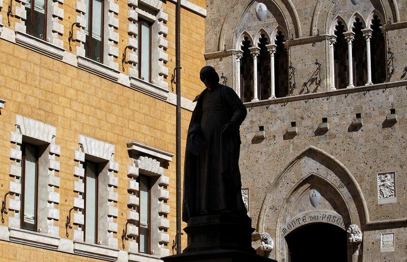 Rome devrait apporter 6,5 milliards d'euros à Monte dei Paschi