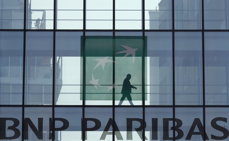 Risque de suppression de 12 postes d'analystes chez BNP Paribas