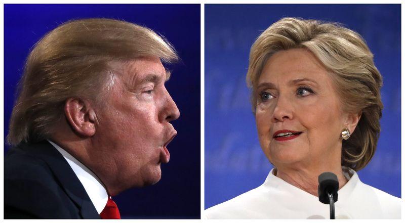 Présidentielle américaine: Clinton creuse l'écart face à Trump