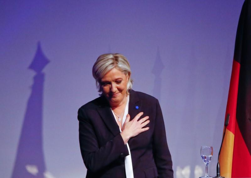 Les têtes européennes de l'extrême-droite réunies à Coblence
