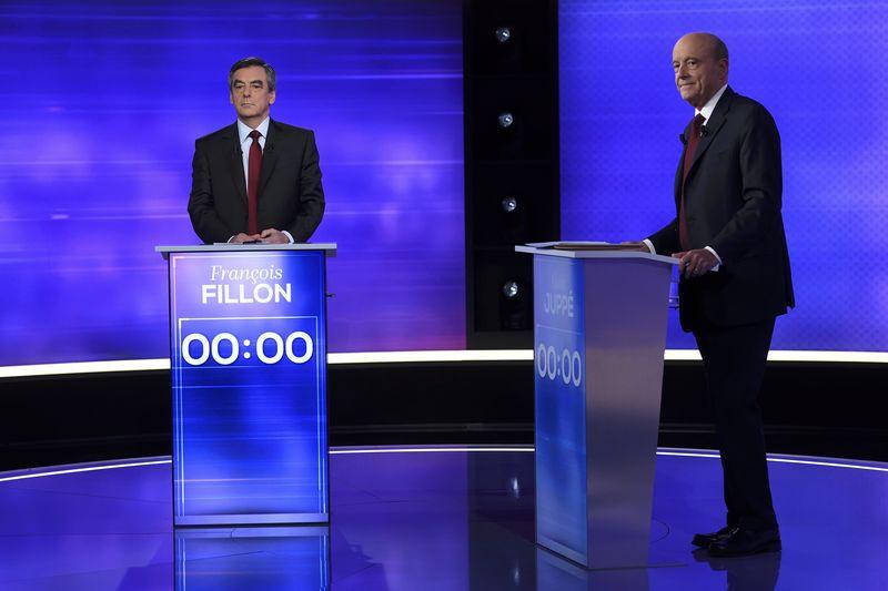 François Fillon battrait Alain Juppé avec 65 % des voix