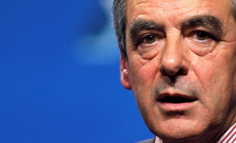 François Fillon reçoit le soutien de Valérie Giscard d'Estaing — Primaire à droite