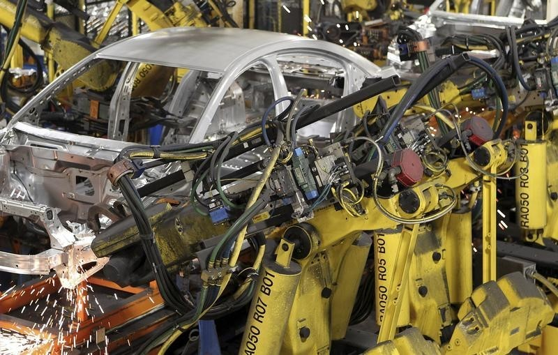 General Motors Fermera 4 Usines Nord Am Ricaines Apr S Le