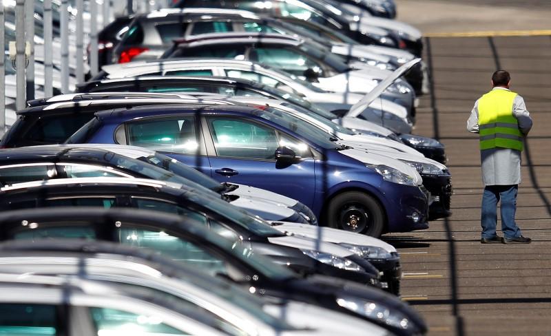 Le marché automobile en hausse de 6,7% en août — France