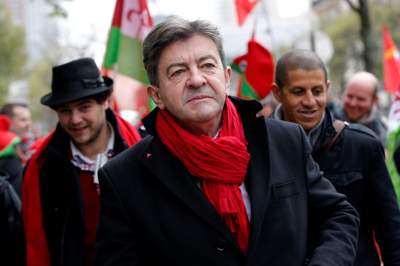 jean melenchon candidat