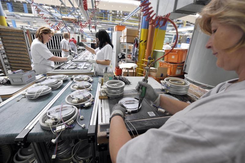 Nouvelle progression du PMI manufacturier — Zone euro