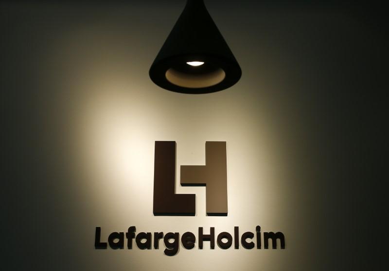 Actualise ses objectifs 2018 — LAFARGEHOLCIM LTD