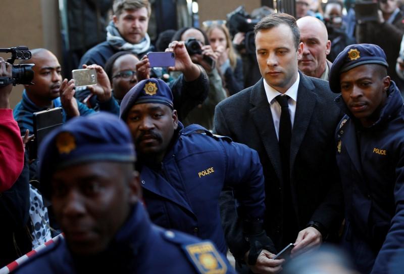 Appel rejeté : la peine de prison de Pistorius reste de six ans