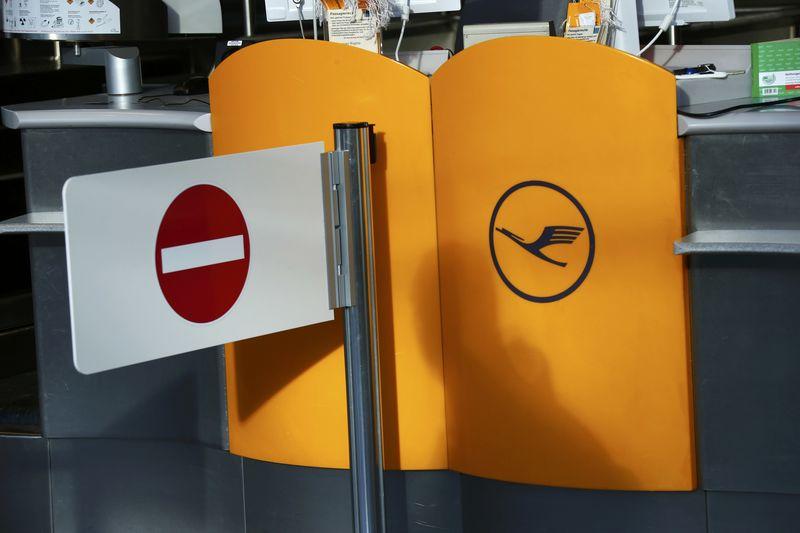 Plus de 900 vols Lufthansa supprimés au deuxième jour de grève