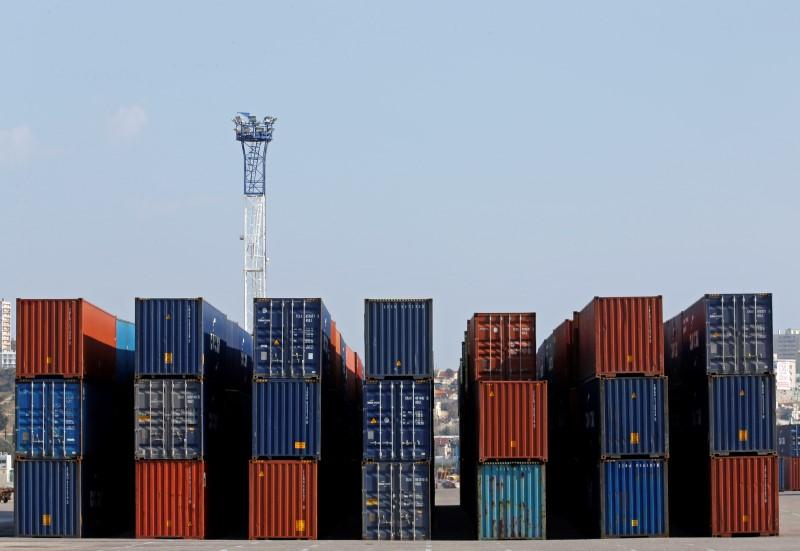 le d u00e9ficit commercial en forte hausse en f u00e9vrier