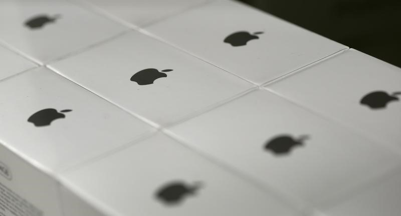 Vers un redressement fiscal de 400 millions d'euros en France — Apple
