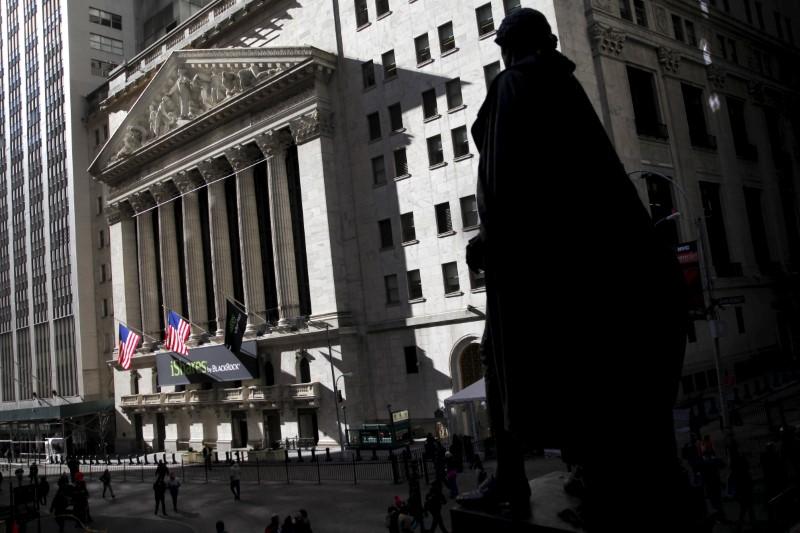 Une pause après les récents records — Wall Street