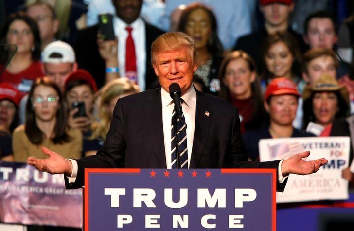 Trump élu 45e président des Etats-Unis — Election américaine