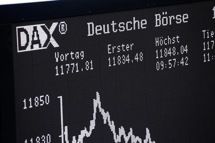 La Bourse de Paris en hausse, sur les traces de Wall Street