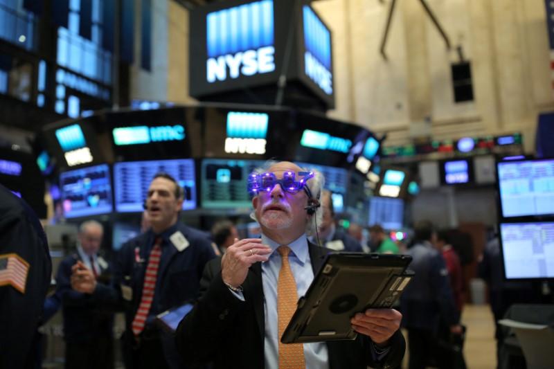 2016 aura été une belle année pour Wall Street