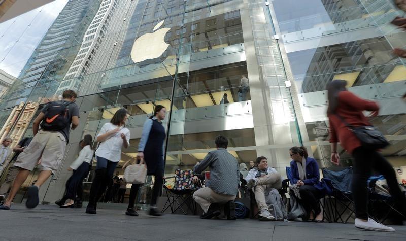 Les stocks d'iPhone 7 Plus épuisés partout dans le monde