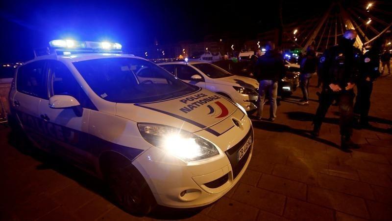 Manifestation surprise de policiers à Marseille — France