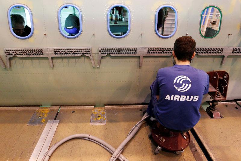 Fusion en vue avec la filiale Airbus — Airbus Group