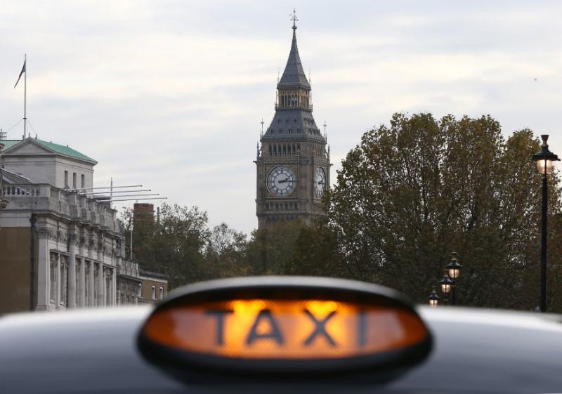 Les taxis londoniens se lancent dans les véhicules propres