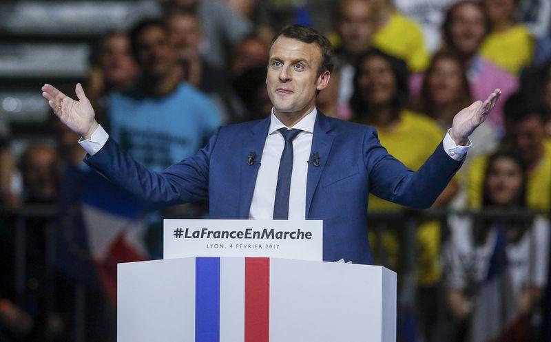 Marine Le Pen et Emmanuel Macron creusent l'écart — Intentions de vote