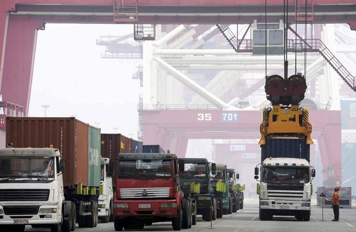 Le commerce ext rieur chinois d oit p kin devrait encore for Le commerce exterieur