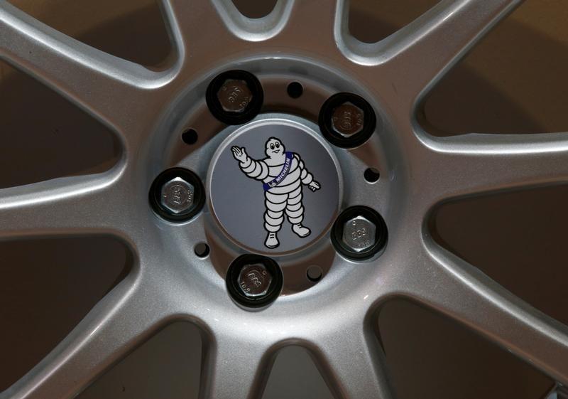 Nouvelle hausse de l'opérationnel attendue pour Michelin en 2017