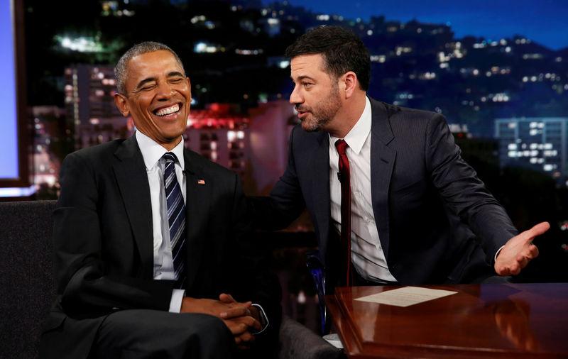 Obama se moque des