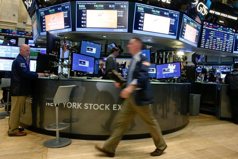Marchés: le Nasdaq s'oriente nettement dans le rouge à Wall Street