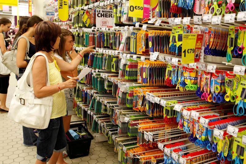 Baisse de 0,4% des prix confirmée en juillet — France