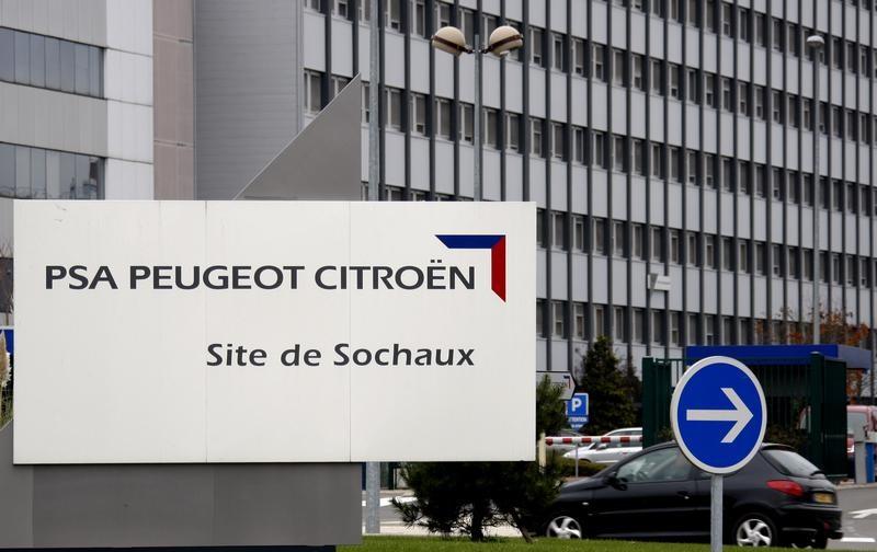 PSA investit 200 millions d'euros pour moderniser le site de Sochaux