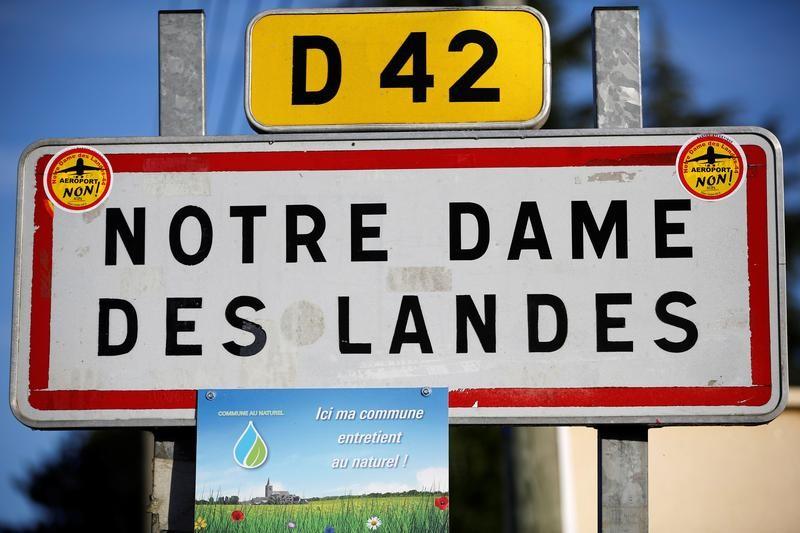 Le gouvernement repousse la perspective d'une évacuation — ND-des-Landes