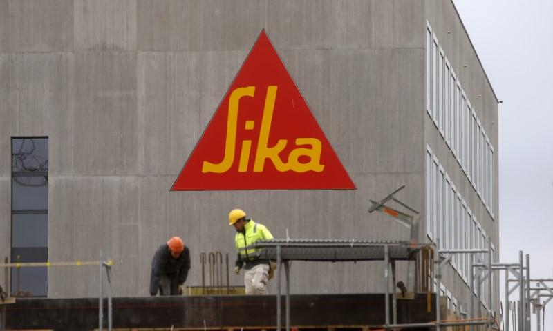 Sika veut augmenter le dividende après un bénéfice en hausse