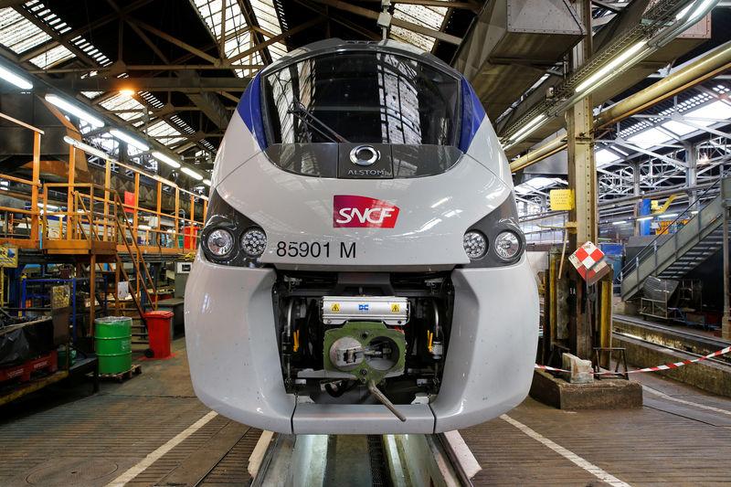 Le plan de sauvetage en bonne voie, selon le gouvernement — Alstom Belfort