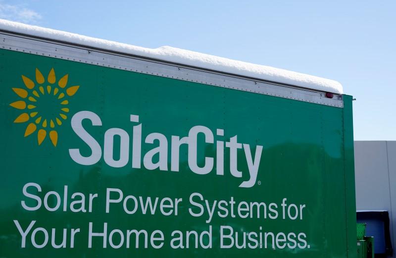 Tesla tombe dans le panneau... solaire — SolarCity