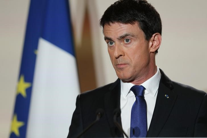 Valls propose d'oublier