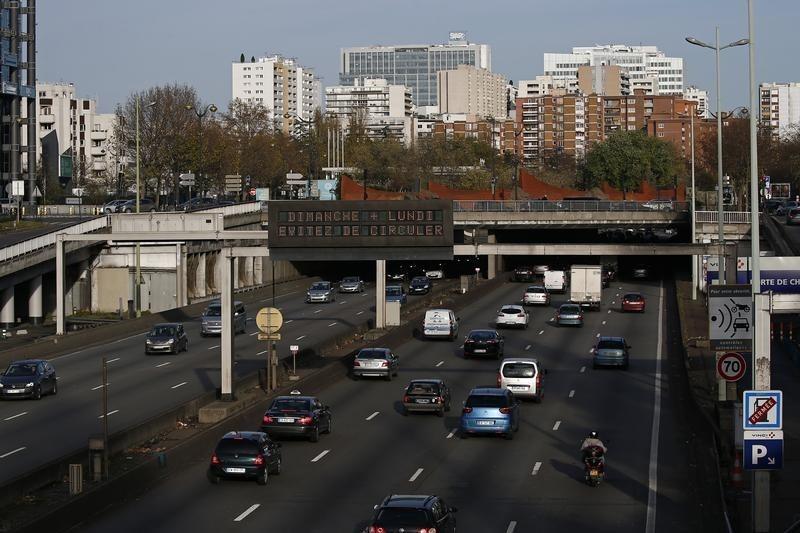 Le marché français de l'automobile a reculé en octobre