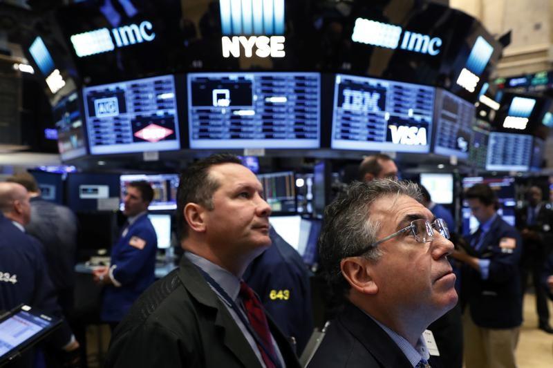 Nouveaux records à la marge, banques en fête — Wall Street