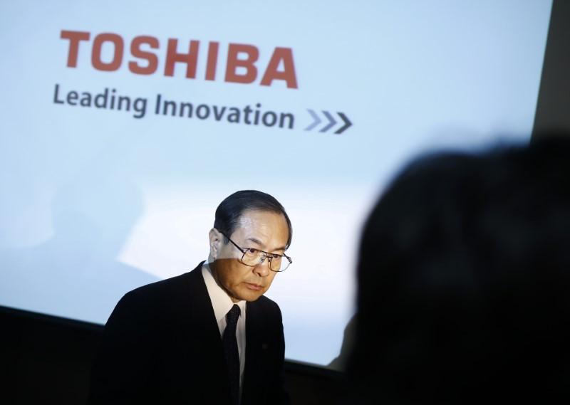 Toshiba donne son aval à la mise en faillite de Westinghouse (médias)
