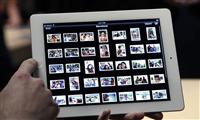 Apple : l'iPad perd du terrain...