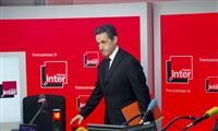 France Inter, Nicolas Sarkozy