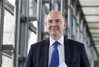 Pierre Moscovici ministre Finances