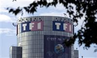 TF1, logo tour