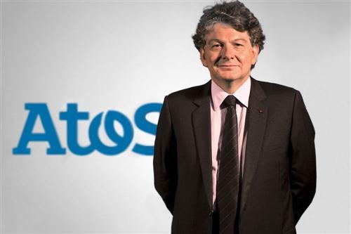 Le rapport démontre comment Atos a su tirer profit conjointement de ses partenariats industriels...