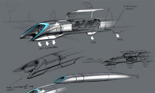 L'Hyperloop, le moyen de transport du futur ?