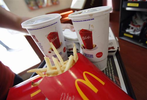 McDonald's devrait bientôt livrer à domicile en France