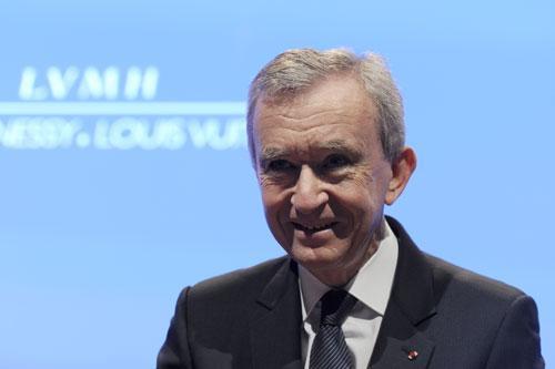 Luxe : 3 groupes franais dans le top 10 LADN