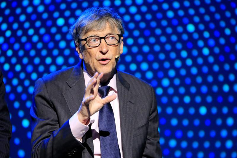 Bill Gates donne 4,6 milliards de dollars à sa fondation